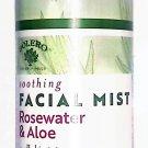 Bolero Soothing Facial Mist Rosewater & Aloe 4fl oz 118ml