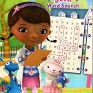 Disney Doc McStuffins - Activity Book Word Search