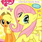 My Little Pony - Super Coloring & Activity Books Includes Stickers!