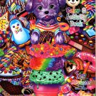 Lisa Frank - Jumbo Coloring & Activity Books Over 125 Stickers!