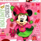 Holiday Christmas Sticker Book - Minnie and Mickey Mouse - Holiday Cheer 125 Stickers!