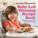 Baby-Led Weaning Recipe Hardcover Book