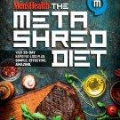 Men's Health The MetaShred Diet Paperback Book