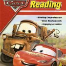 Disney Pixar The World of Cars Reading Learning Workbook
