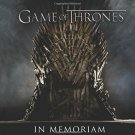 Game of Thrones: In Memoriam by Robb Pearlman (12-Mar-2015) Hardcover Book