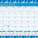 2021 - 2022 Monthly Spiral-Bound Wall / Desk Calendar - 16 Months (Edition #03)