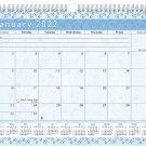 2021 - 2022 Monthly Spiral-Bound Wall / Desk Calendar - 16 Months (Edition #018)