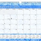 2021 - 2022 Monthly Spiral-Bound Wall / Desk Calendar - 16 Months (Edition #019)