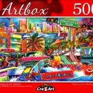 I love Beach - 500 Pieces Jigsaw Puzzle