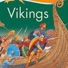 Kingfisher Readers L3: Vikings Hardcover Book