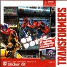 Transformers - Sticker Kits