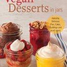 Vegan Desserts in Jars Paperback Book