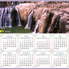 2022 Magnetic Calendar - Calendar Magnets - Today is my Lucky Day - Edition #31