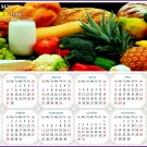 2022 Magnetic Calendar - Calendar Magnets - Today is my Lucky Day - Edition #41
