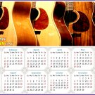 2022 Magnetic Calendar - Calendar Magnets - Today is my Lucky Day - Edition #43