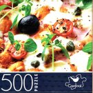 Pizza Pie - 500 Piece Jigsaw Puzzle for Age 14+