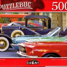 Classic Car Show - 500 Pieces Jigsaw Puzzle for Age 14+
