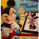 Disney Mickey Mouse Clubhouse Color & Play (Includes Stickers)