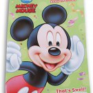 Activity Books Mickey Mouse ''That's Swell!'' Coloring 80 Pages