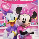 Disney Junior Minnie Jumbo Coloring/Activity Book and Pencil Case Set (Jumbo Book ONLY)