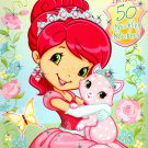 Strawberry Shortcake Super Special Book to Color - Sweet Princess - Includes 50 Sparkling Stickers