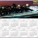 2022 Magnetic Calendar - Calendar Magnets - Today is my Lucky Day - Edition #51