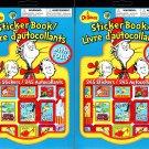 Dr.Seuss - 125 Stickers Book (Set of 2)