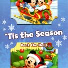 Disney Mickey & Friends - Be Jolly & Deck The Halls - Holiday Christmas Children's Board Book