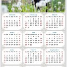 2022 Magnetic Calendar - Calendar Magnets - Today is My Lucky Day - Cat Themed 05 (5.25 x 8)