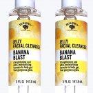 Bolero Facial Cleanser - Banana Blast 5fl oz 147.8ml (Set of 2 Pack)