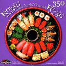 Sushi Set - 350 Round Piece Jigsaw Puzzle for Age 14+