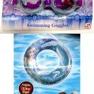 Disney Frozen - Swim Goggles + Swim Ring 17.5`` (Set of 2)