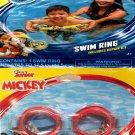 "Disney Junior Mickey and the Roadster - 17.5"" Swim Ring + Swim Goggles Set of 2"