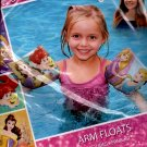 Disney Princess Arm Floats Swim Time Fun!