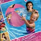 Disney Princess - 13.5`` Beach Ball - Includes Repair Kit - Swim Time Fun!