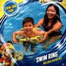 "Disney Junior Mickey and the Roadster - 17.5"" Swim Ring - Includes Repair Kit"