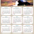 2022 Magnetic Calendar - Calendar Magnets - Today is My Lucky Day - Dogs Themed 09 (7 x 10.5)
