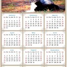 2022 Magnetic Calendar - Calendar Magnets - Today is My Lucky Day - Dogs Themed 09 (8 x 5.25)