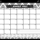 2021-2022 Academic Year 12 Months Student Calendar/Planner, Desk or Wall, Use -v009