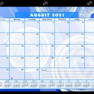 2021-2022 Academic Year 12 Months Student Calendar/Planner in Protective Sleeve - v013
