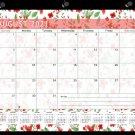 2021-2022 Academic Year 12 Months Student Calendar/Planner -v020 (Flower)