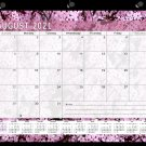 2021-2022 Academic Year 12 Months Student Calendar/Planner -v021