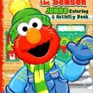 Christmas Edition Holiday - Jumbo Coloring & Activity Book - Celebrate the Season