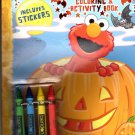 Sesame Street - Halloween Coloring & Activity Book with 5 Stickers