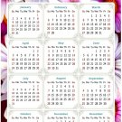 2022 Magnetic Calendar - Today is My Lucky Day - Themed 032 (5,25 x 8)