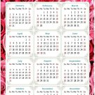 2022 Magnetic Calendar - Today is My Lucky Day - Themed 028 (5,25 x 8)
