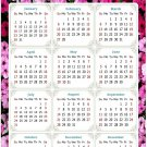 2022 Magnetic Calendar - Today is My Lucky Day - Themed 027 (5,25 x 8)