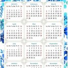 2022 Magnetic Calendar - Today is My Lucky Day - Themed 012 (7 x 10.5)