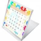 2021 - 2022 CD-Style Desk Calendar 16 Months Calendar / Planner / (Edition #01)