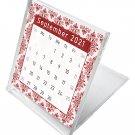 2021 - 2022 CD-Style Desk Calendar 16 Months Calendar / Planner / (Edition #05)